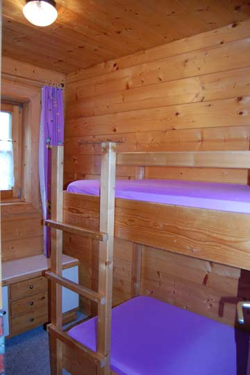 Etagenbett im Schlafzimmer 3