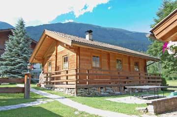 Ferienhaus Mölltal - Holzhaus in Flattach für Ihren Sommerurlaub