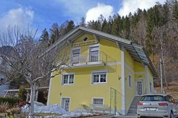Ferienhaus am Fuße des Mölltaler Gletschers