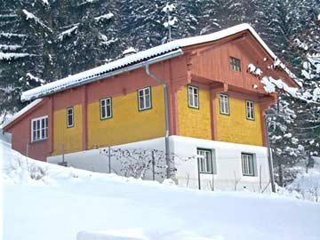 Liebevoll renoviertes Ferienhaus für 8 Personen in Patergassen