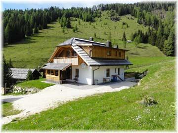 Almhütte Bad Kleinkirchheim