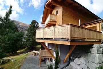 Luxus Chalet mit Sauna und Hotpot am Falkert