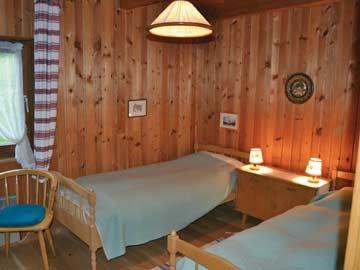 oberes 2-Bett-Zimmer