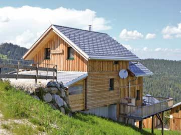 Ferienhaus am Klippitztörl für den Sommerurlaub