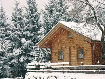 Ferienhaus Flattach - Skiurlaub am Mölltaler Gletscher