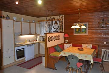 Wohnbereich (EG) mit Küche