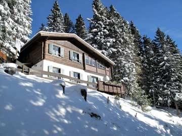 Ferienhaus am Klippitztörl direkt an der Piste