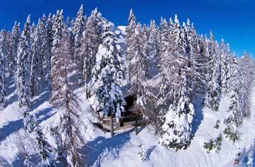 Hütte Nassfeld