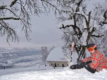 Ski in-Ski out