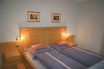 Ferienwohnung Russbach - Schlafzimmer 1