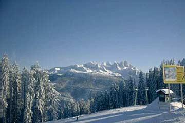Impressionen aus dem Skigebiet Dachstein West