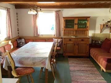 Neues Sofa in der Stube