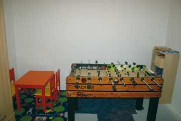 Spielezimmer (nicht nur) für die Kleinen