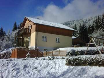 Komfortables Ferienhaus mit Sauna in Radstadt