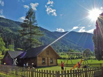 Selbstversorgerhütte Lungau