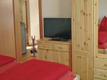 Ferienhaus Altenmarkt-Zauchensee - eines der Schlafzimmer