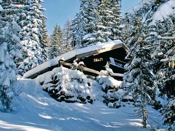 Skihütte Wagrain - unsere Bilderbuchhütte in bester Pistenlage
