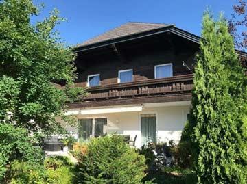 Ferienwohnung Mauterndorf im Sommer