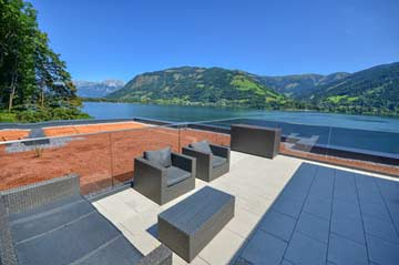 Luxus-Penthouse Zell am See
