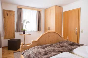 Ferienhaus Obertauern - Blick in die Schlafzimmer
