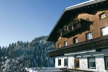 Ferienhaus in Wagrain in idyllischer Lage außerhalb des Ortes