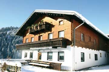 Ferienhaus in Wagrain 4 km von den Bergbahnen in Wagrain entfernt