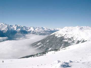 Pinzgau im Winter