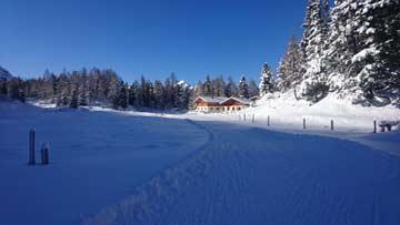 Winteridylle in Obertauern: Skihütte ÖSSL/II/23 und Nachbarhaus ÖSSL/I/13A