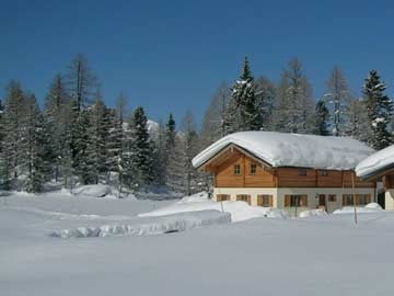 Skihütte Obertauern - Hütte für Selbstversorger mit Sauna in Obertauern
