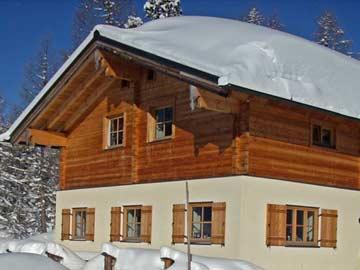 Skihütte Obertauern - Skiurlaub nahe der Tauernrunde