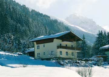 Ferienhaus Radstadt-Obertauern abseits des Durchgangsverkehrs