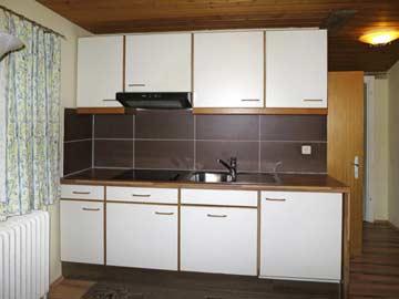 Obere Küchenzeile