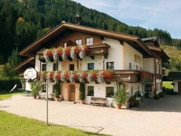 Gruppenhaus in Saalbach für große Gruppen