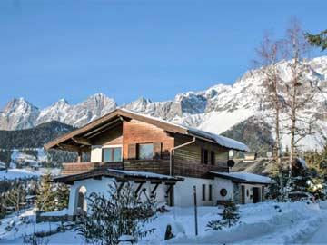 Ferienhaus für 8 Personen am Dachstein