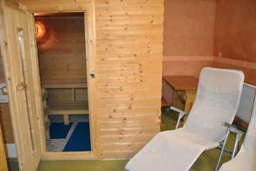 Ferienwohnung Dachstein-Tauern - Wellness-Bereich