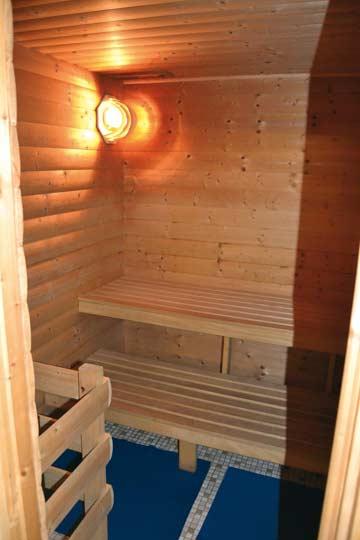 Ferienwohnung Dachstein-Tauern - Sauna im Wellness-Bereich