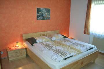 Ferienwohnung Dachstein-Tauern - Blick in die Schlafzimmer