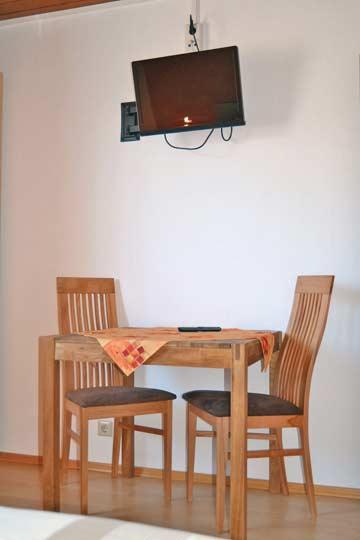 Ferienwohnung Dachstein-Tauern - komfortabel ausgestattete Zimmer