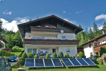 Ferienwohnung Dachstein-Tauern - Sommeraufnahme