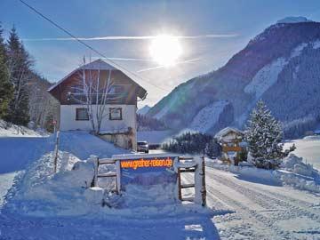 Ferienhaus Schladming-Dachstein