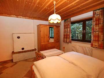 Schlafzimmer im EG