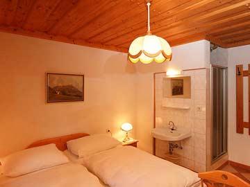 weiteres Bild Doppelzimmer EG mit Dusche