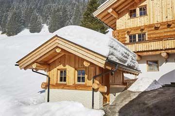 Skiraum (-häuschen)