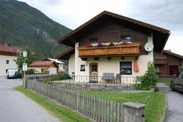 Gemütliches Ferienhaus mitten im Ötztal
