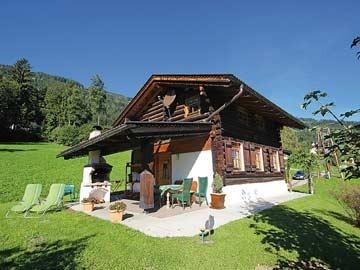 Hütte in herrlicher Lage über dem Zillertal
