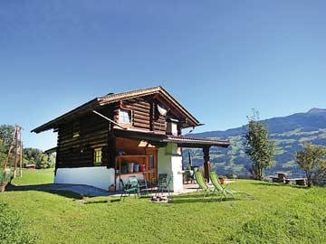 Sommer im Zillertal - unser Chalet Fügen