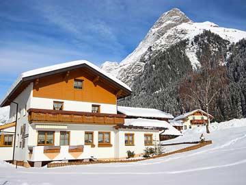 Ferienwohnung Pitztaler Gletscher: schneesicherer Skiurlaub in Tirol