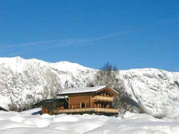 Chalet Ötztal - ein Wintermärchen in Tirol