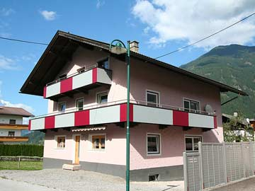 Appartement Ried im Zillertal