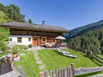 Traumhütte Wilder Kaiser Brixental